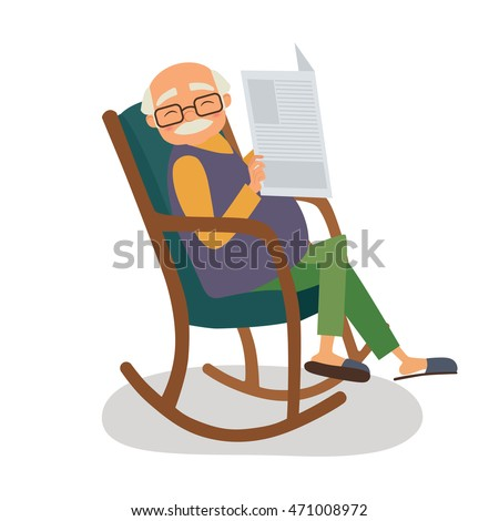 Old Man Sitting Stock Images, Royalty-Free Images & Vectors ...