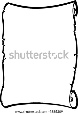 old paper - stock vector