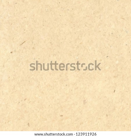 Old paper texture background. Vector illustration - stock vector