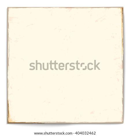 Old paper.Vector EPS10  - stock vector
