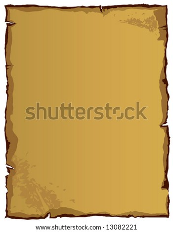 Old Paper (vector). In the gallery also available XXL jpeg image made from this vector - stock vector