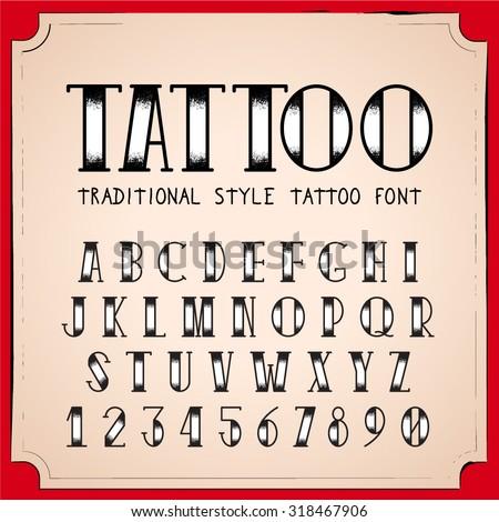 Old School Tattoo st