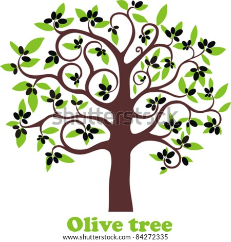 Olive Tree Vector Stock Images, Royalty-Free Images ...