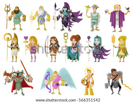 Gods Stock Images, Royalty-Free Images & Vectors | Shutterstock