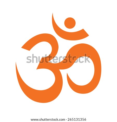 om sign and symbol - stock vector
