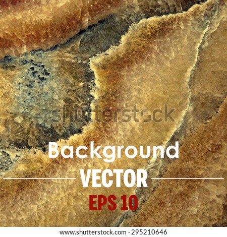 Onyx marble texture Vector background.