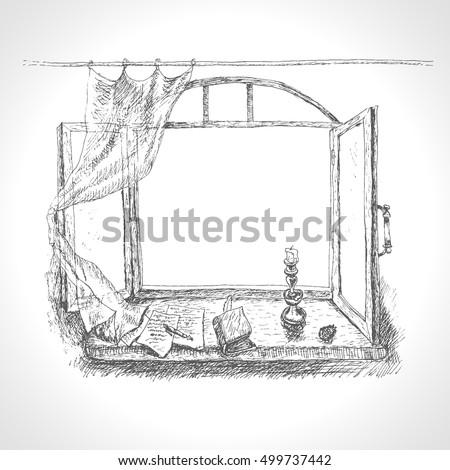 essay on open window