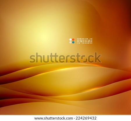 Orange and purple colors abstract hi-tech futuristic template - stock vector