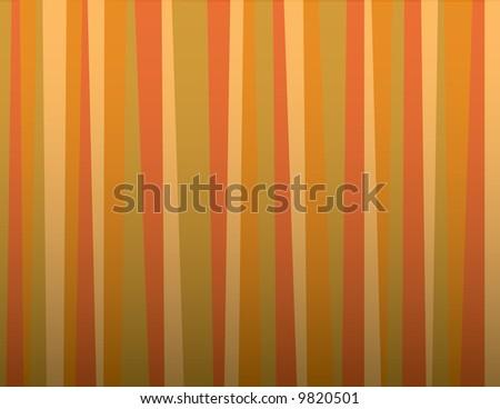Orange Background - stock vector