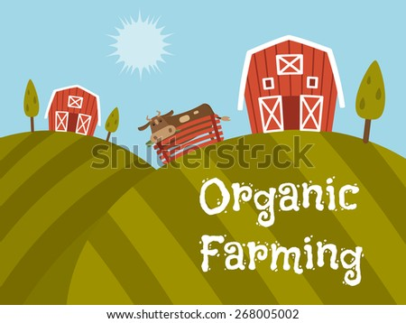 Stock Images similar to ID 187393460 - farmer character ...