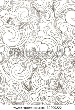 Original abstract background - stock vector