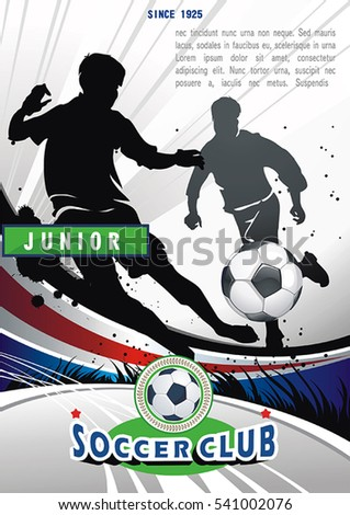 Sports Brochure Stock Images, Royalty-Free Images & Vectors