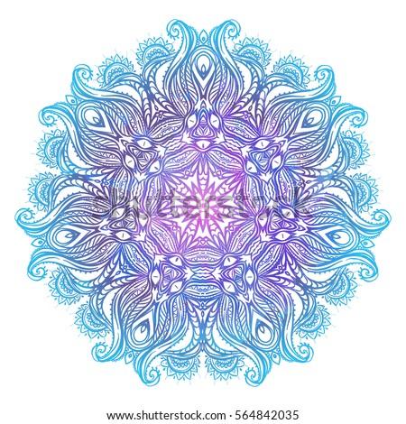 Mandala Colores Mandala Colores Adults Who Color Mandalas - Mandalas-en-color