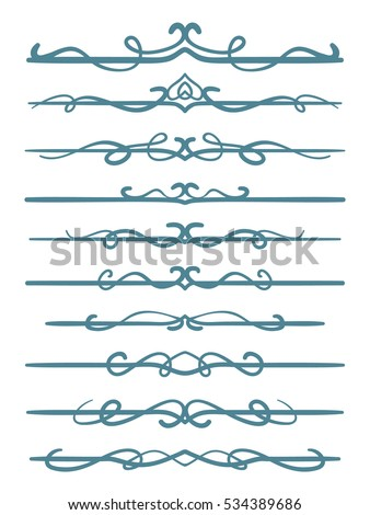 Ornamental Rules Stock Images Royalty Free Images
