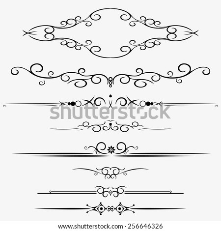 Text decoration stock images royalty free images for A text decoration