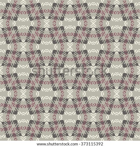 Ornamental seamless pattern tartan can be used for wallpaper interior, pattern fills, web page background, surface textures, design clothes and bedding, gift wrapping,  scrapbook -