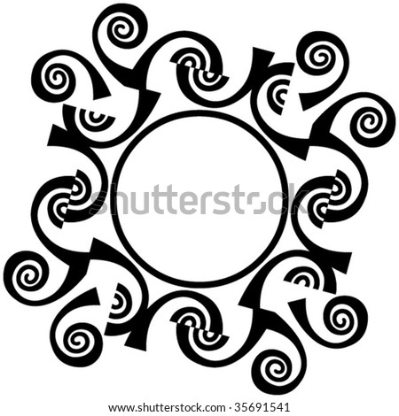 ornate vector pattern