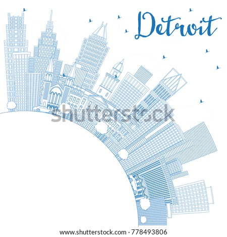 Michigan outline stock images royalty free images for Architectural concepts michigan