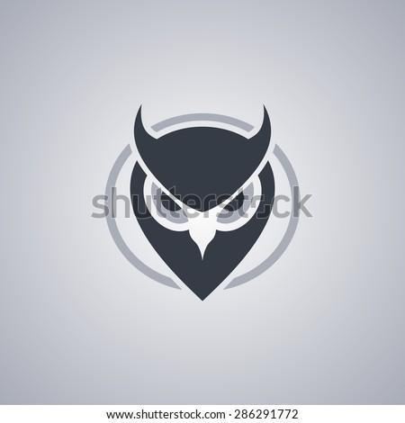 Owl Template Vector 287472857 Shutterstock – Owl Template