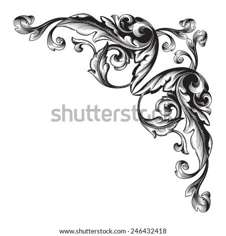 Decorative Page Corners | www.pixshark.com - Images ...  Fancy