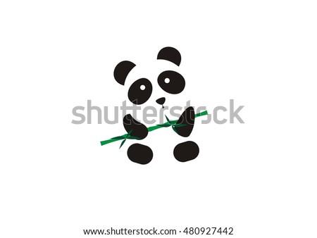 Panda Logo Stock Images, Royalty-Free Images & Vectors | Shutterstock