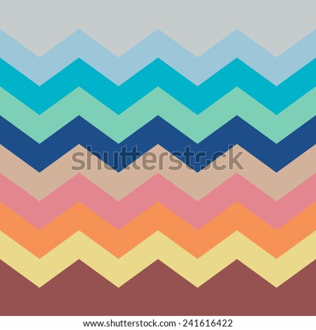Pantone spring 2015 colours - stock vector