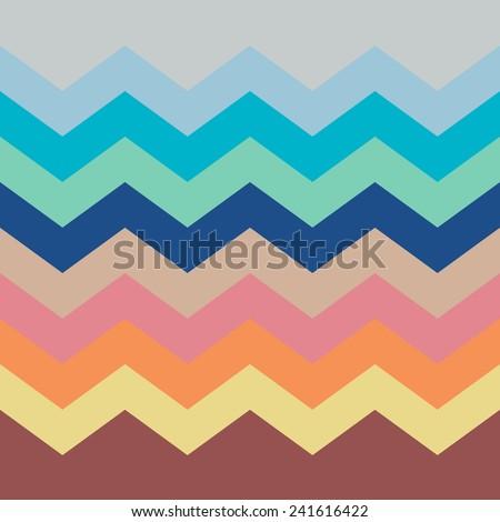 Pantone spring 2015 colours - stock vector
