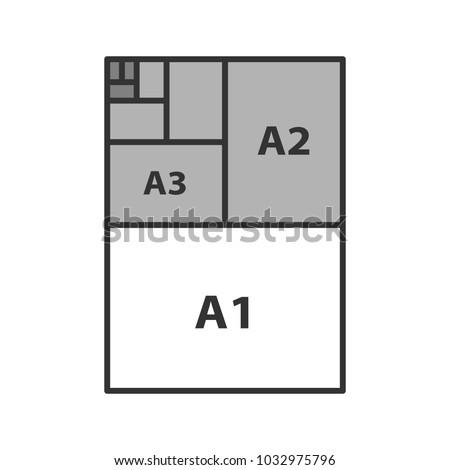a3 size stock images royalty free images vectors. Black Bedroom Furniture Sets. Home Design Ideas