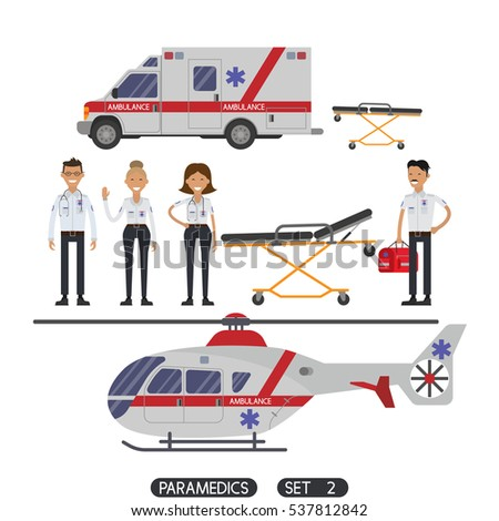 Paramedics Stock Images, Royalty-Free Images & Vectors | Shutterstock