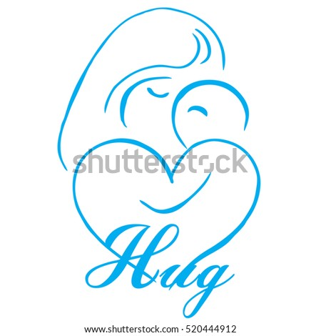 Parenting Logo Template Vector