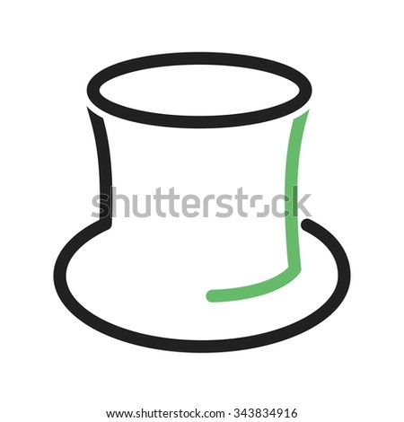 Party Hat Celebration Icon Vector Image Can Also Be Used For