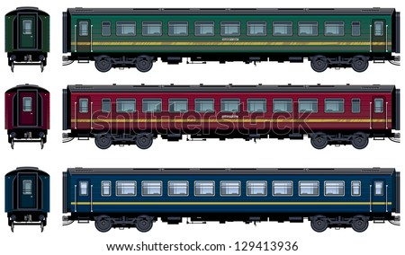 Passenger Train Stock Images, Royalty-Free Images ...