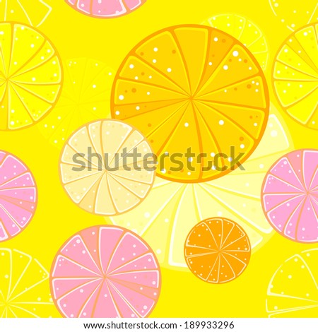 pattern background vector fun happy orange