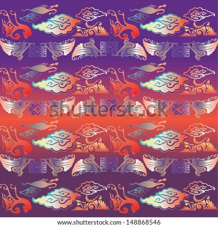 Ancient Arab Islamic Fish Designs Pottery Stock Photo 551569039  Shutterstock