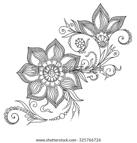 Persian Or Indian Paisley Floral Element Vector 9858322 as well Simple Living Room Clipart furthermore Normal Size Of Bedroom also 155660184 furthermore Home Plan And Elevation 3317 Sq Ft. on beautiful house designs in india