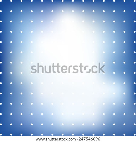pattern in the style of diffuse clouds.   - stock vector