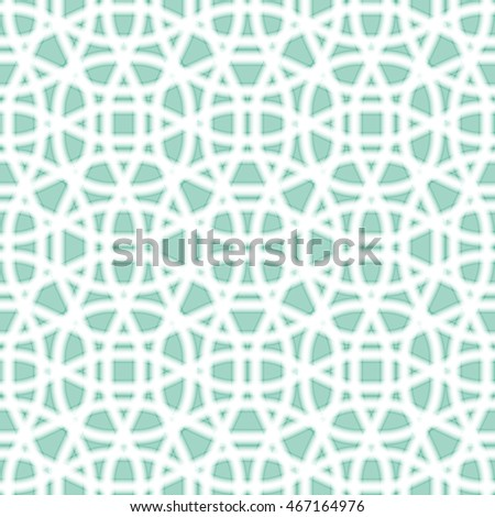 Pattern of lines. Seamless pattern with geometrical figures. Vector.