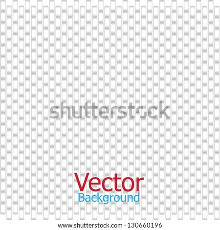 Pattern of metal texture background. Vector illustration. - stock vector