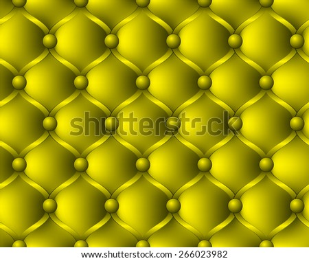 pattern texture lemon-black leather upholstery with carnations