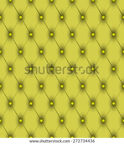 Pattern - Vector seamless pattern. Abstract gold / yellow upholstery background. For cover design, book, website background, wall.