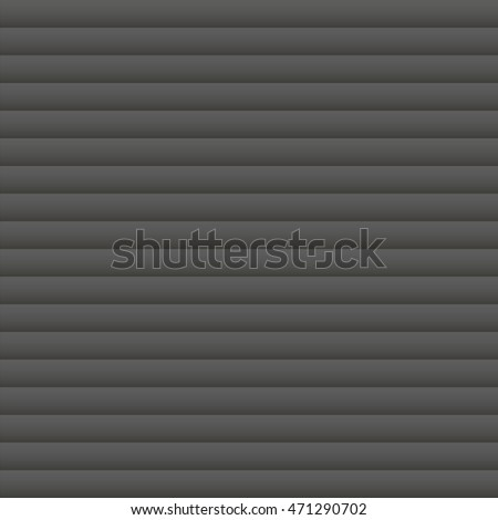 Pattern with gray stripes. Vector background. Illustration of abstract texture. Seamless pattern design for banner, poster, card, postcard, cover, business card.