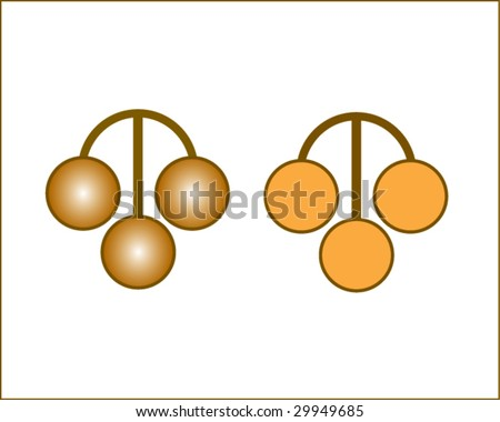 Pawn Shop Symbol - Vector Illustration - stock vector