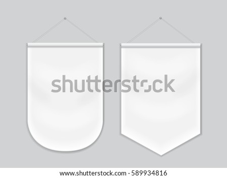 team pennant stock images royalty free images vectors