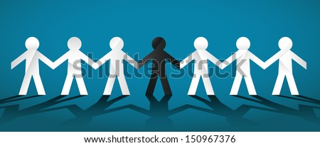 people - stock vector