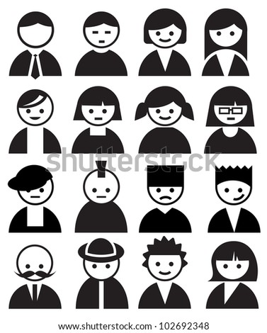 People Faces
