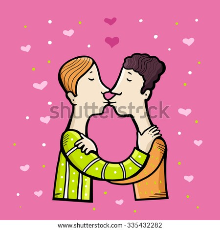 Gay marriage kiss girls dailymotion