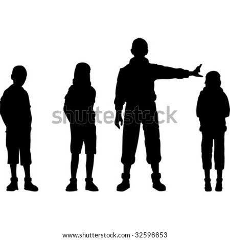 People.Vector image