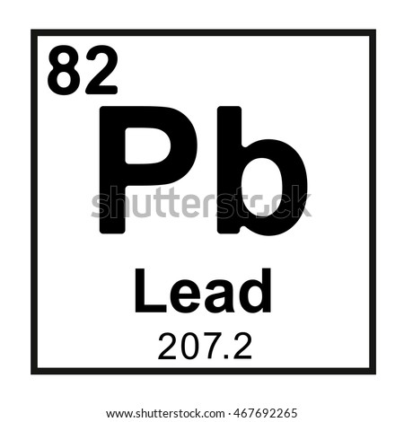 Periodic table element lead stock photo photo vector illustration periodic table element lead urtaz Image collections