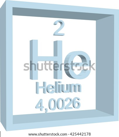 Periodic table elements helium stock vector 425442178 shutterstock periodic table of elements helium urtaz Image collections