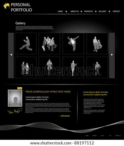 vector web banner set on theme stock vector 551093539 shutterstock. Black Bedroom Furniture Sets. Home Design Ideas
